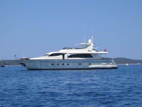 2002 Falcon Yachts 86