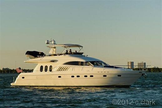 2000 Princess Viking Motor Yacht
