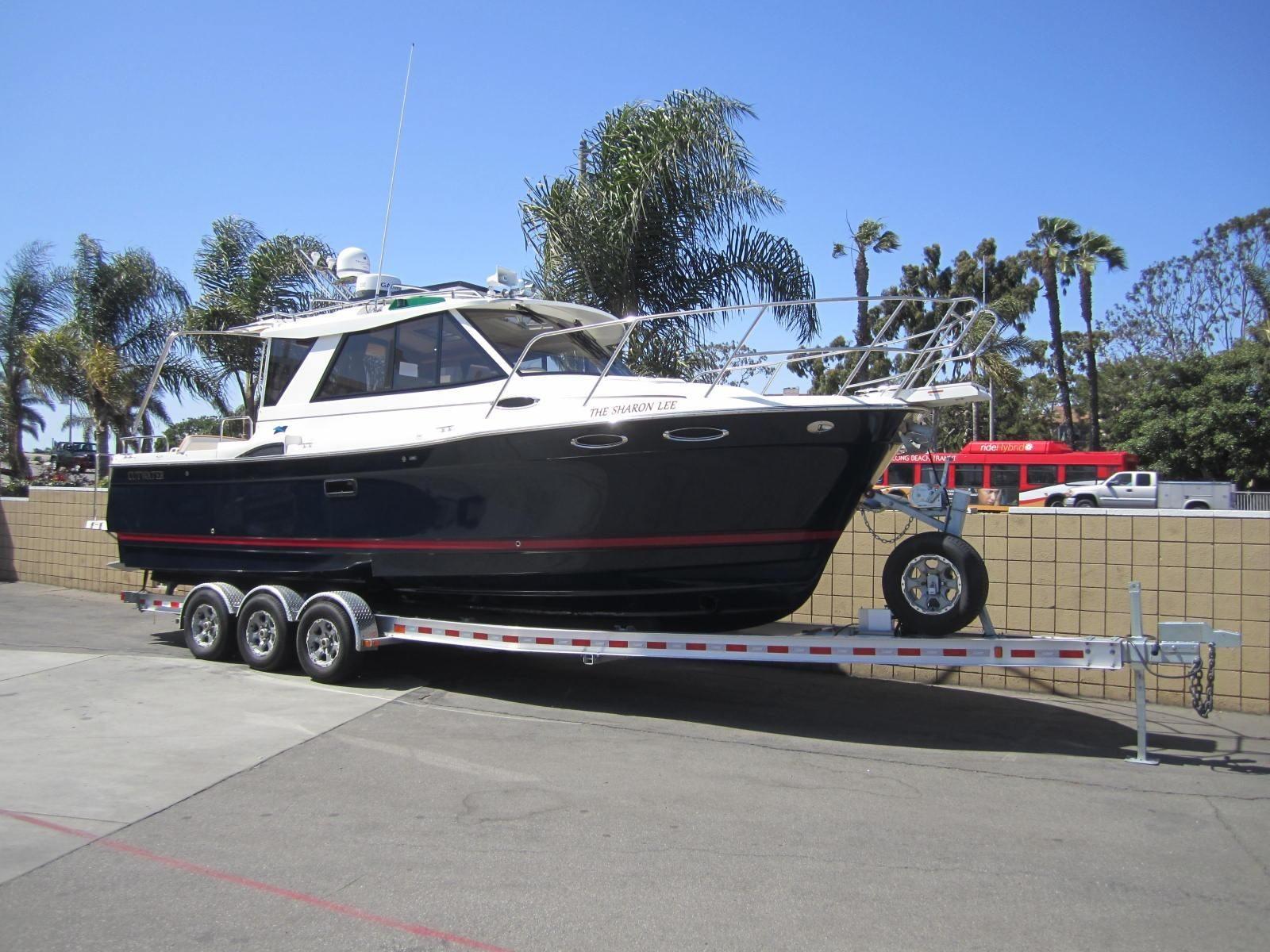 2013 cutwater 28 motor b d til salg for Triple e motors long beach ca