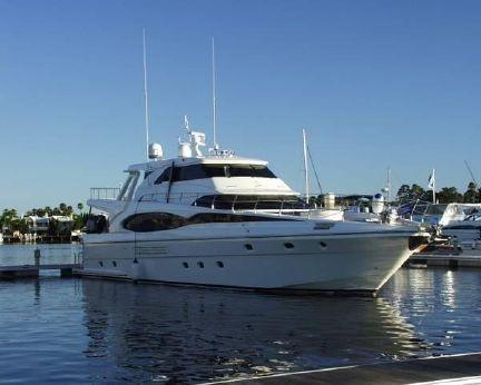 2007 Dyna Yachts 80' Skylounge