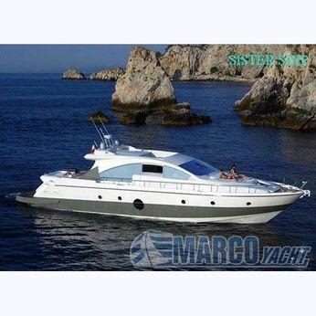 2006 Aicon Yachts 72 ht