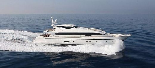 2010 Euroyacht Planet 125 Hard Top