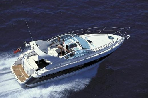 1998 Fairline Targa 34