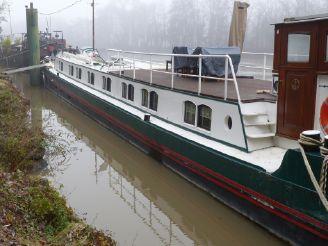 thumbnail photo 0: 1925 Luxemotor Dutch  Barge