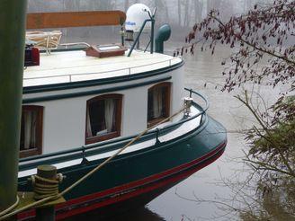thumbnail photo 2: 1925 Luxemotor Dutch  Barge