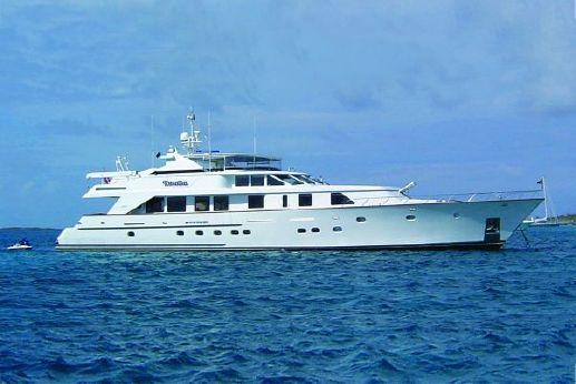 1994 Christensen Motoryacht