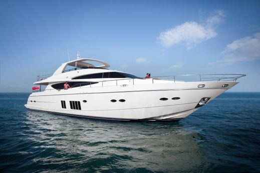 2013 Princess Flybridge 98 Motor Yacht