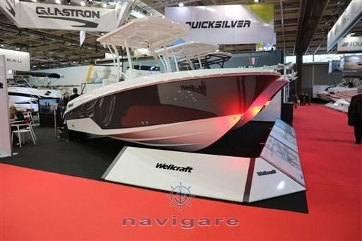 2017 Wellcraft Marine 222 Fisherman