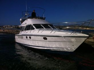 1996 Fairline Phantom 37