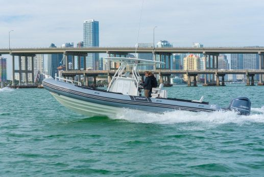2017 Zodiac Pro 850 Optimum NEO Twin 250hp DEC On Order