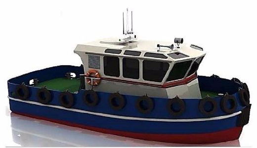 2017 General Purpose Workboat