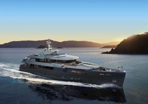 2013 Admiral Impero 45