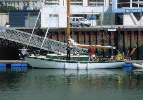 1986 Samson C-Petrel 36