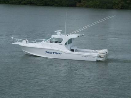 2009 Ocean Master 310XPC