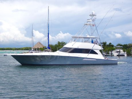 2007 Viking 74 Convertible