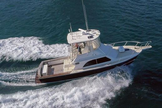 2001 Liberty Flybridge