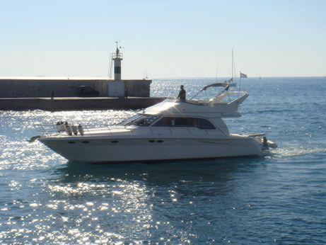 2000 Sea Ray 515 sedan bridge