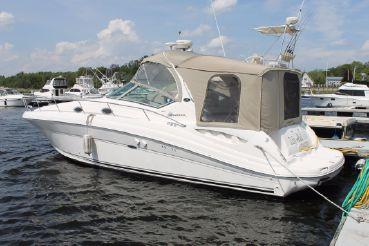 2004 Sea Ray 340 Sundancer 200 HRS
