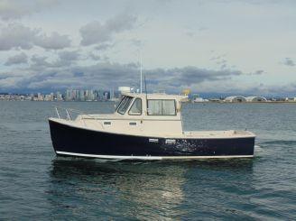2000 Atlas Boat Works Acadia