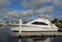2000 Ocean Yachts 56 Super Sport