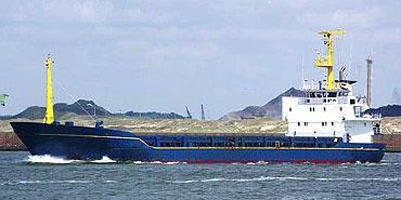 1979 Custom General Cargo Vessel