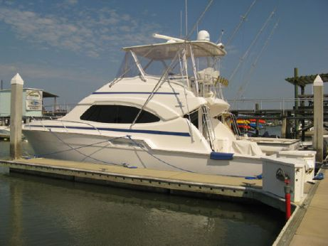 2005 Bertram 450 Flybridge