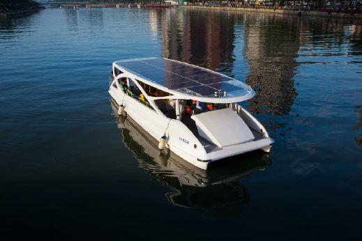 2016 New Build - 13m Solar Powered Tourism / Passenger Vessel