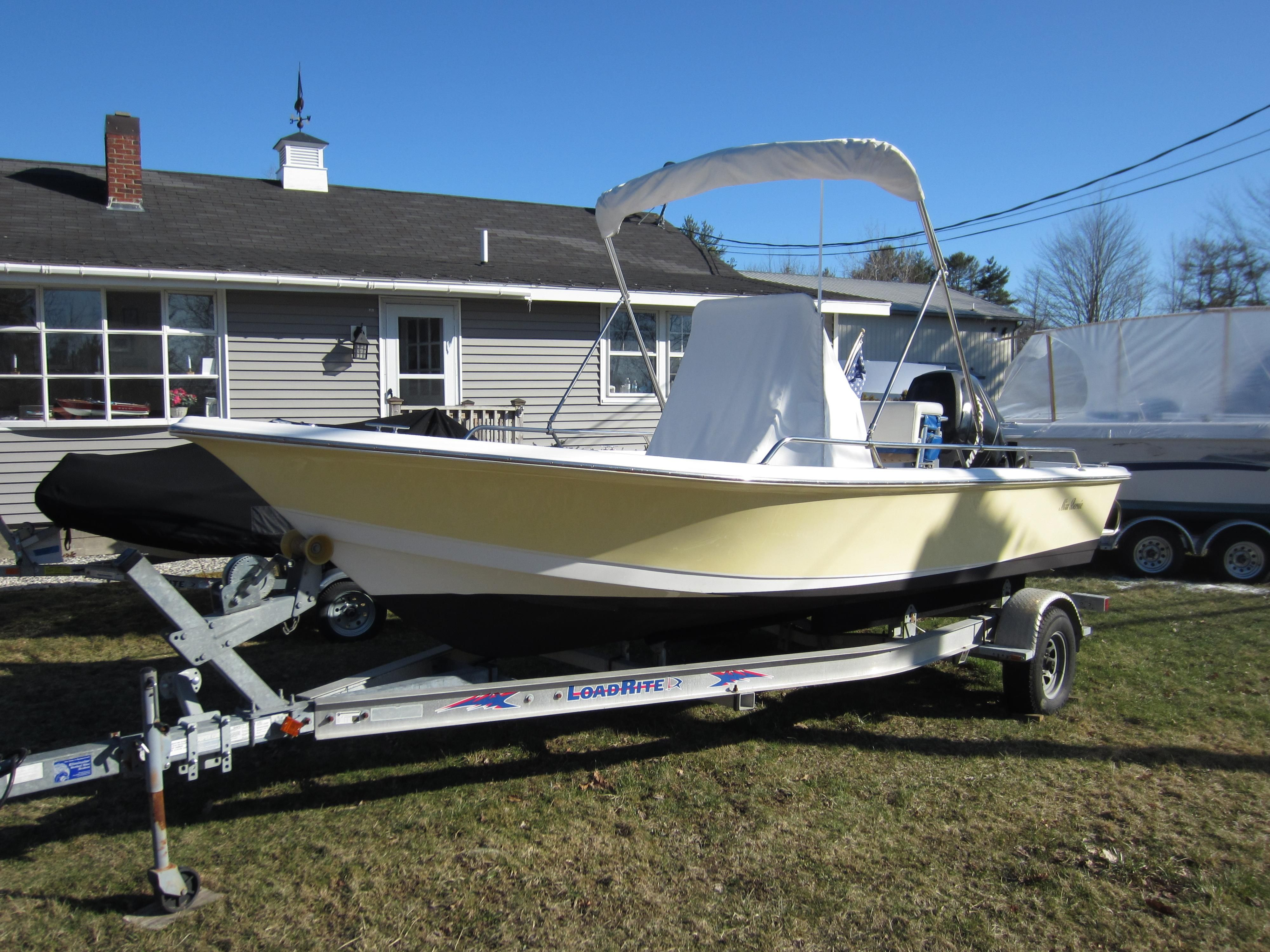 Freeport (ME) United States  city pictures gallery : 2007 Sea Pro 190 Center Console Power Boat For Sale www.yachtworld ...