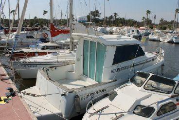 2002 Starfisher 840 CR