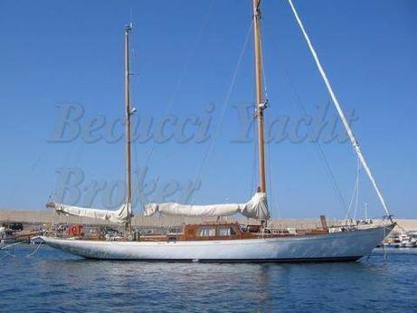 1961 Sailing Ketch Giles Beltrami
