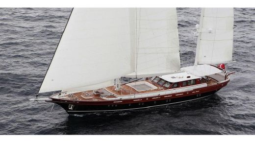 2013 New Design Sailing Yacht