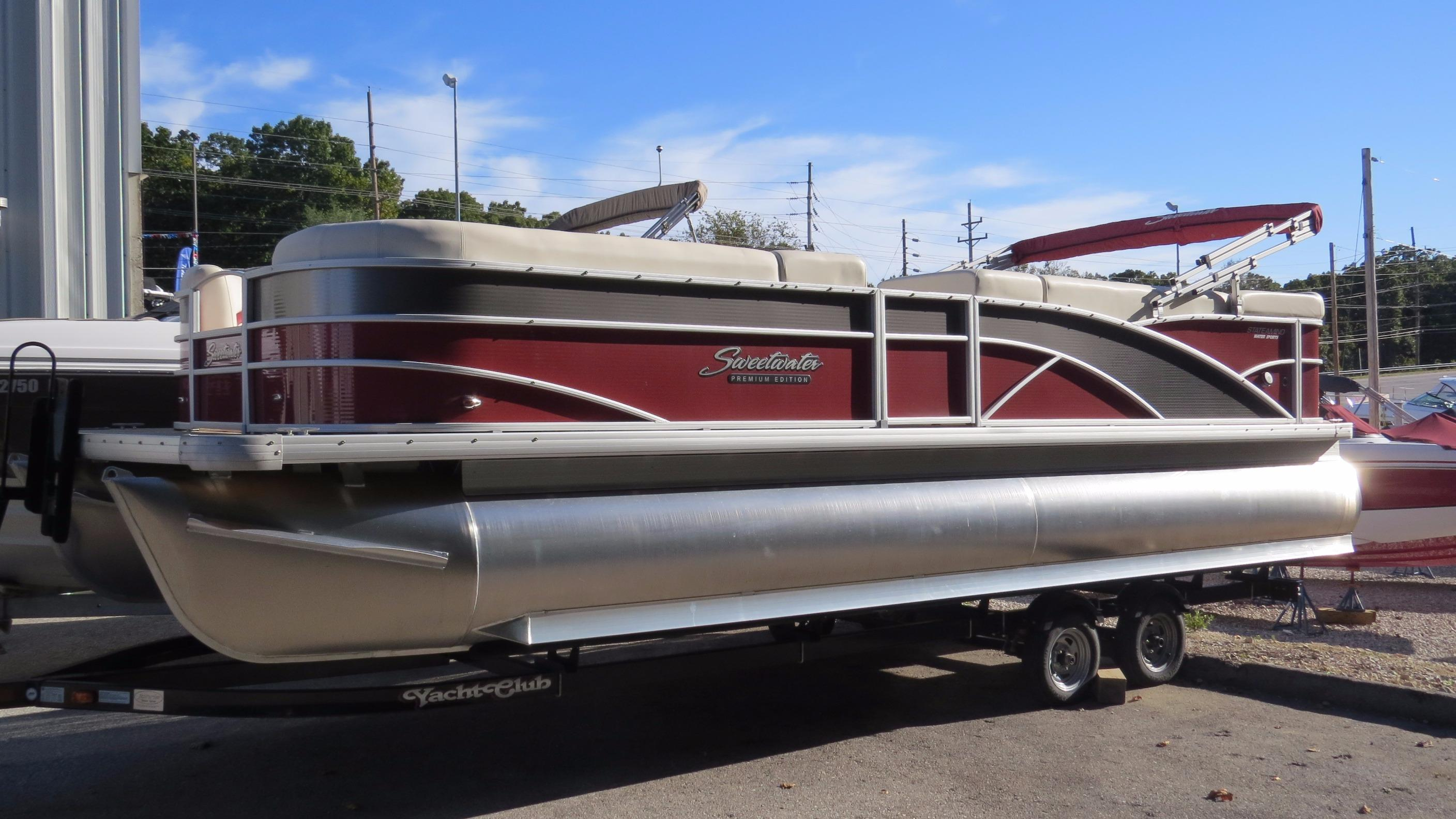 Osage Beach (MO) United States  City new picture : 2014 Sweetwater Premium Edition 240 Power Boat For Sale www ...