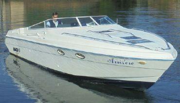 1997 Baha Cruisers Mach 1
