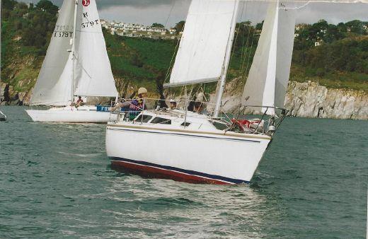 2000 Catalina Capri 26