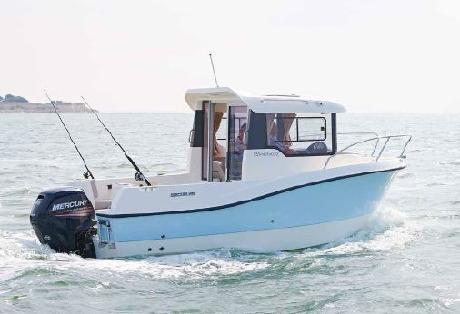 2016 Quicksilver Captur 555 Pilothouse