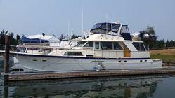 photo of  58' Hatteras 58 Yacht Fisherman