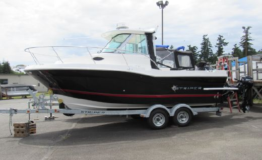 2015 Striper 220 Walkaround