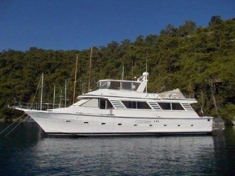 1990 22m Trawler Motor Yacht