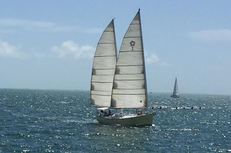 1985 Freedom Yachts 44 Cat Ketch Sail Boat For Sale Www