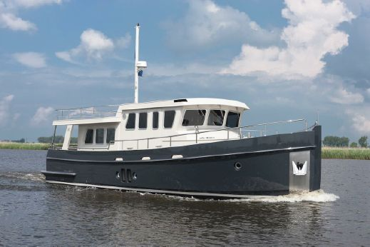 2017 Steeler Explorer 50 Pilothouse
