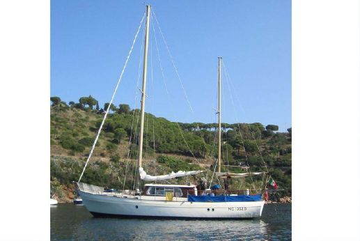 1975 Moody Carbineer 46 Ketch