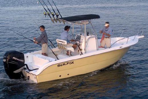 2005 Sea Fox W,trailer 230 Center Console