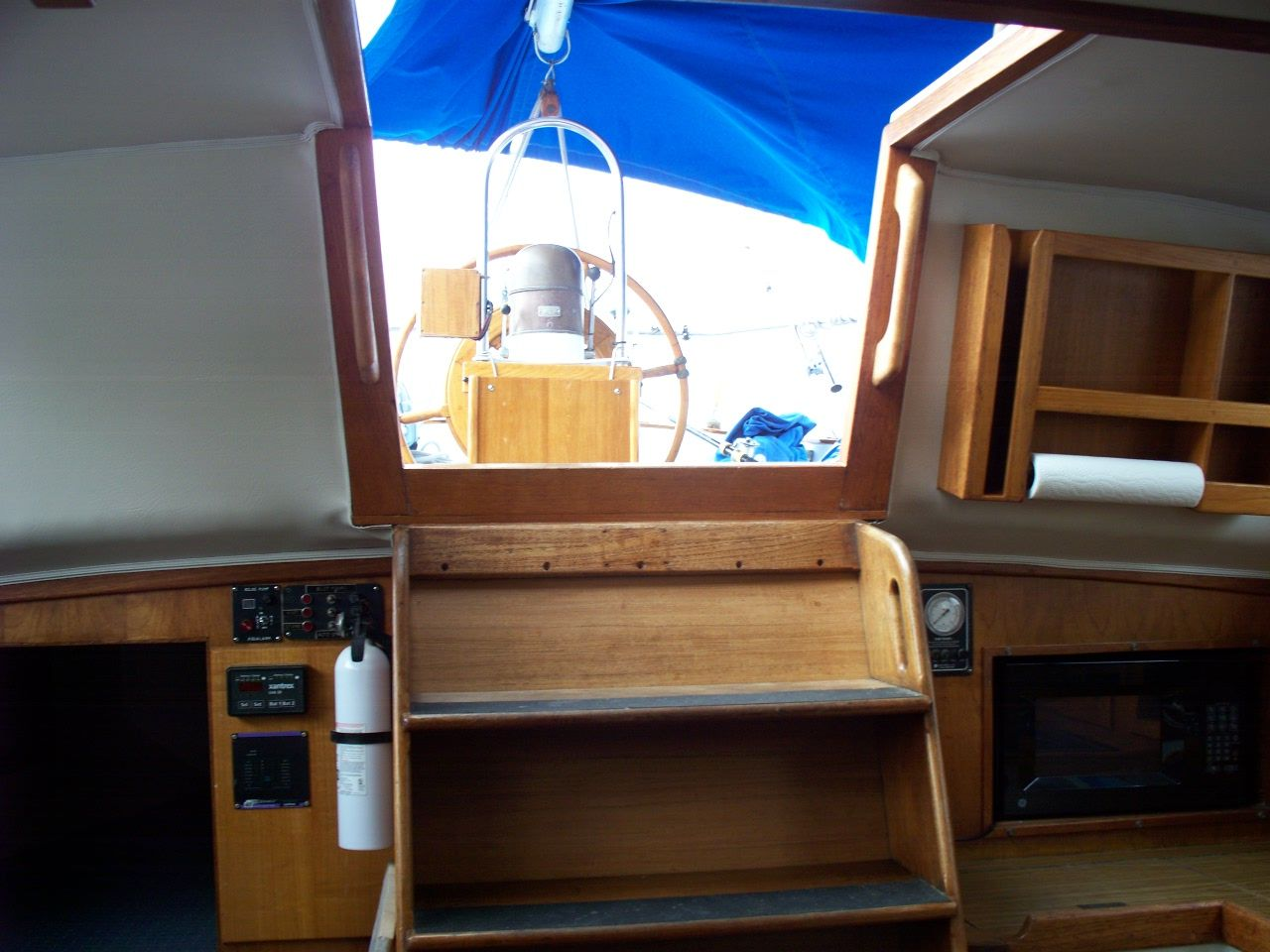 DOWN EAST YACHTS Downeaster 38' Cutter, Redondo Beach, CA