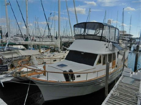 1987 Hershine 41 Sundeck Cruiser