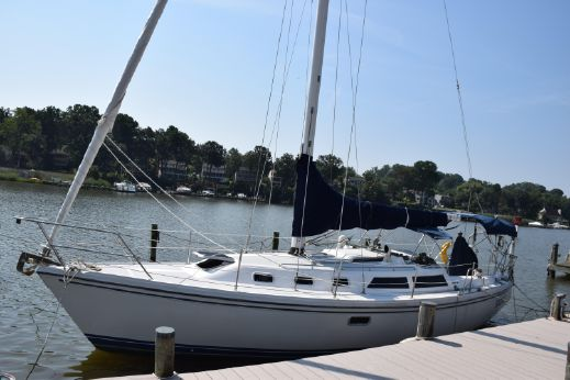 1993 Catalina 34 Wing Tall Rig & Walkthru