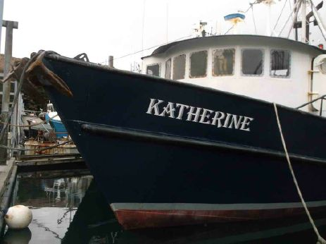 1978 Commercial Fishing Boat with Permits