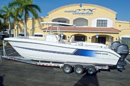 2017 Twin Vee 310 SE OceanCat CC