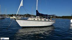 1989 Sailboat Roper 33