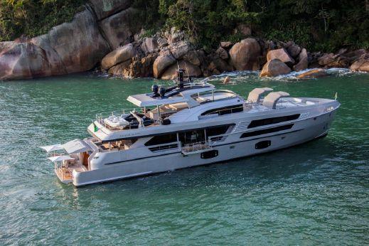 2017 Mcp Yachts 106 LE