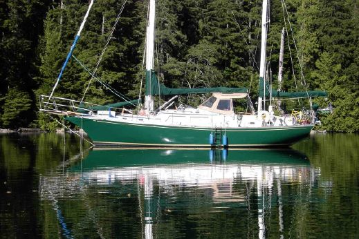 1975 Fuji 45 Cutter Ketch
